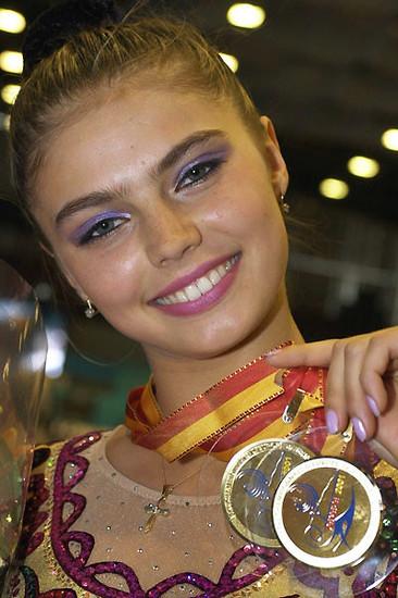 Алина кабаева гимнастка фото