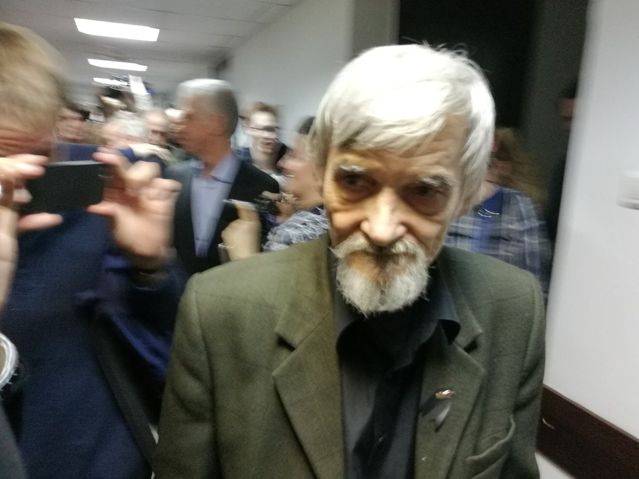 Юрий Дмитриев по распоряжению суда имеет право навозмещение материального ущерба