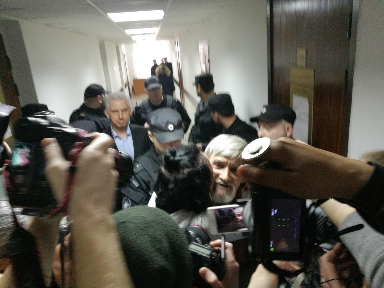 Государственное обвинение и публичное оправдание Юрия Дмитриева